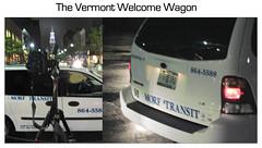 Morf Transit's Beligerent Driver