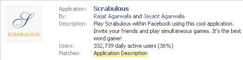 scrabulous on facebook