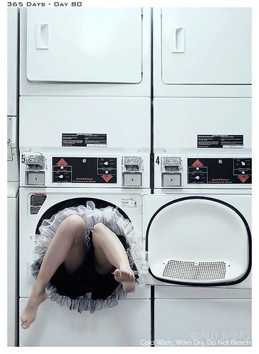 365 Days - Day 80 - Cold Wash, Worn Dry, Do Not Bleach