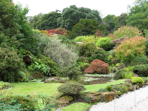 One of the Gardens, Mount Stuart, Isle of Bute, Western Scotland - flckr - ChristyMacintosh