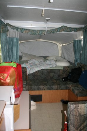 Camper Guest Bedroom