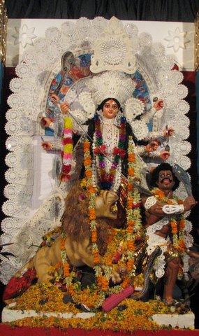 Durga Ma at Jayamahal 201007
