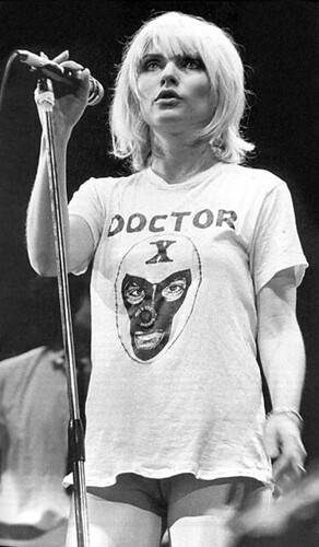 Debbie Harry por isobelo.