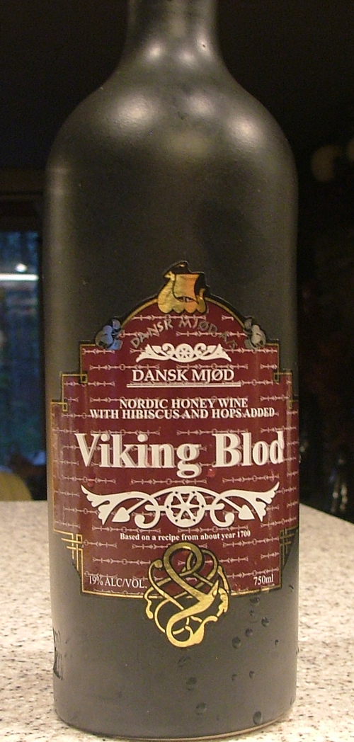 Viking Blood Mead