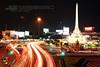 Victory Monument @ Night, Bangkok