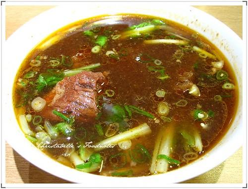 鼎泰豐牛肉湯