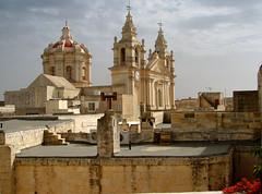 Mdina Cathedral (archidave) Tags: city roof tower rooftop church architecture cathedral malta medieval architect dome baroque rotunda rococo gafa mediteranian scenicsnotjustlandscapes