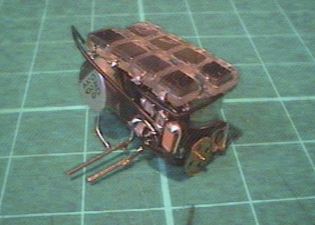 dave - solar robot