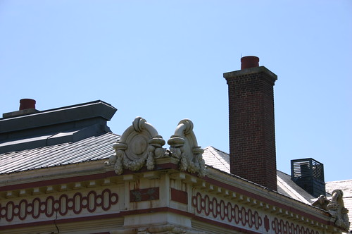 Conservatory Roof Detail - Western Exposure