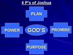 4Ps of Joshua