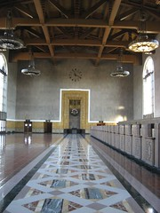 Union Station, America's last great railway station. (12/09/2007)