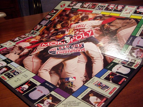 Soxopoly board