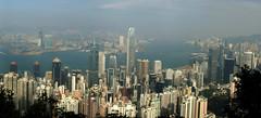 Hong Kong Skyline Pano