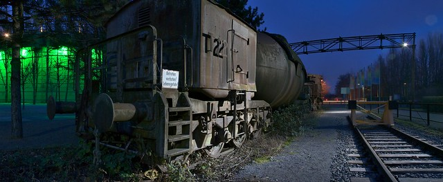 Torpedo-Wagon