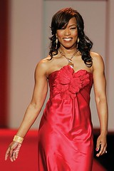 Angela Bassett, The Heart Truth's Red Dress Collection 2007