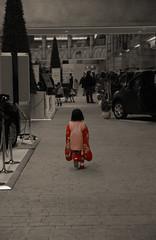 / I go my way (detch*) Tags: bw monochrome sigma hana kimono retouch   1770mm