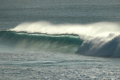 Wave (mateoone) Tags: ocean surf fuerteventura tube wave canary canaries cotillo mateoone