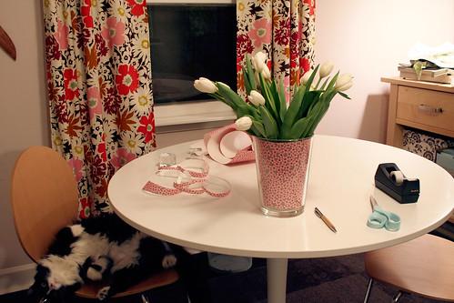 The Finished Patterned Vase