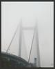 foggy bridge (Anubrata Karmakar) Tags: morning bridge winter fog canon january foggy kolkata hoogly 2ndhooglybridge excellentphotographeraward powershota570is