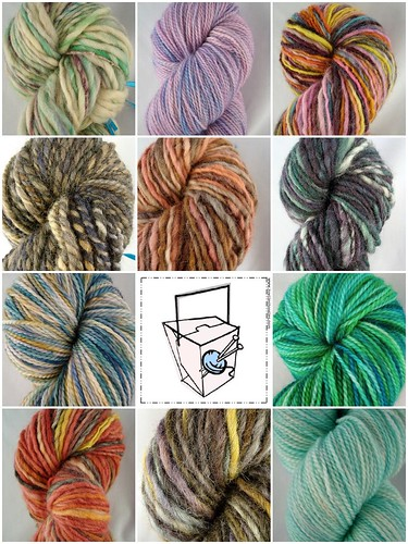 January Yarn Sale