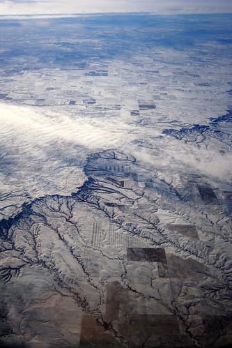 Eastern Montana plateau