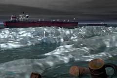 Global Warming (Gunt2007) Tags: art computer boats 3d marine ships loveit environment globalweather