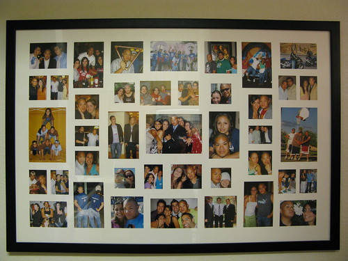 Collage Frame In The Hallway By My Kitchen This Thing Is