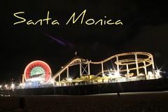Santa Monica Pier (diocainag) Tags: santa beach pier monica avision
