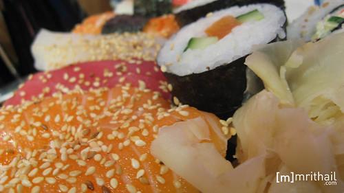 Göteborg - Super Sushi - Sushi 2