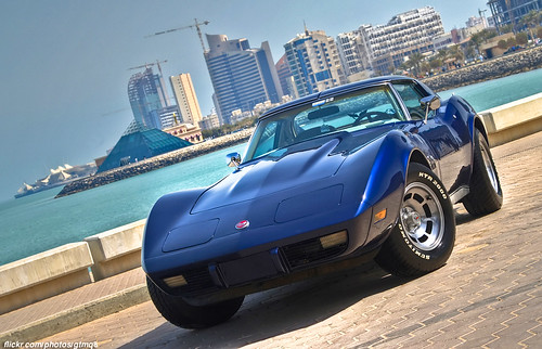 1976 - Corvette Stingray