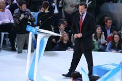 Mariano Rajoy en Vigo (Contando Estrelas) Tags: meeting popular mariano rajoy vigo partido pp mitin