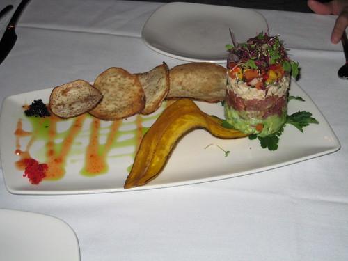 Crab and Avocado Stack