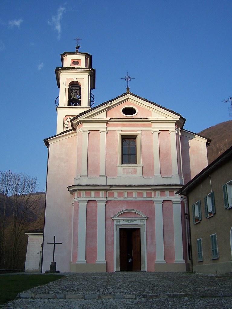 Chiesa di Cabbio