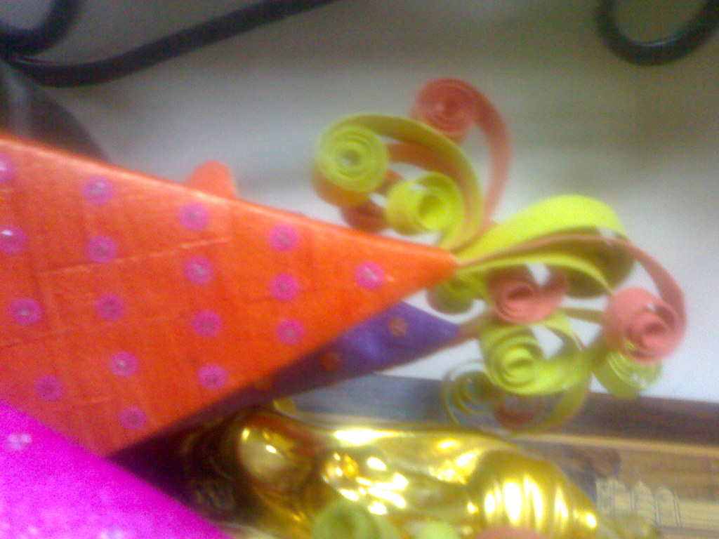 Diwali, The Festival Of Lights in India: Paper Craft/ Quilling/ Handmade Gifts