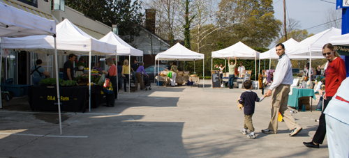 Morningside Farmer's Market