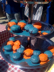 Cupcakes from Caltrans