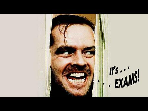 Exams Display