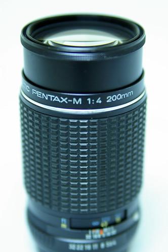 Pentax M 200mm f/4.0