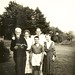 David Hay Miller with his ancestors