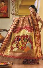 40 lakh ki sari (tango 48) Tags: pakistan four silk sari lakh silksari fourlakh