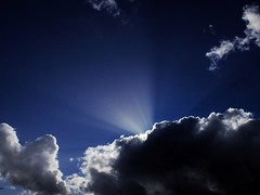 * Fanlight (velodenz) Tags: velodenz fujifilm x30 england united kingdom uk great britain gb digital snapseed fujiusers fujix10x20x30 image pic picture phot photo photograph photography filton south gloucestershire glos a38 sky cloud sun bright ray rays beam sunbeam sunbeams hairygitselite interesting toptwenty top20 top twenty 20