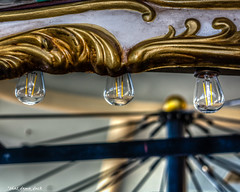 Carousel Lights (that_damn_duck) Tags: carousel lightbulbs pointofview colorful