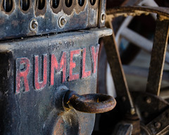 Old Rumely Oil Pull Tractor (corkemup52) Tags: rumely tractor antique beatrice beatricenebraska nebraska nikond7000 nikon18200mm