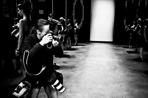 Fashion Week- the photographers