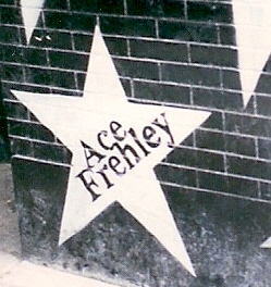 Ace Frehley Star at First Avenue, Minneapolis, MN