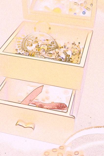 Pentax K-r 水彩画フィルター