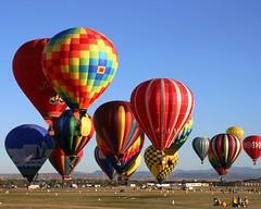 Beautiful Balloons (Marvin Bredel) Tags: sky newmexico color colorful bright hotair balloon albuquerque marvin albuquerqueinternationalballoonfiesta supershot impressedbeauty marvin908 bredel marvinbredel
