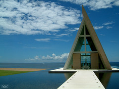 conrad hotel chapel - bali (en.en) Tags: blue wedding sea bali beach indonesia hotel chapel conrad enen nataliatjandra platinumphoto superbmasterpiece top20blue top20everlasting beautifulbali