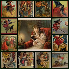 Witches Brew (Cabinet of Old Secret Loves) Tags: halloween witches fortunes ghoststories potions spells