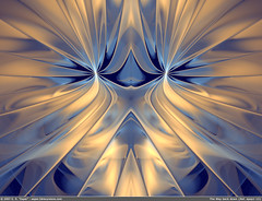 The Way back down (exper) Tags: abstract art flow chaos fractal apophysis ifs chaotic attractor frattale fractalart exper flamefractal flam3 iteratedfunctionsystem flameattractor chaoticflow iteratedfractalsystem